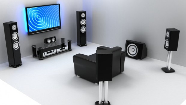 Comment placer les enceintes hifi par rapport la - Salon hifi home cinema ...