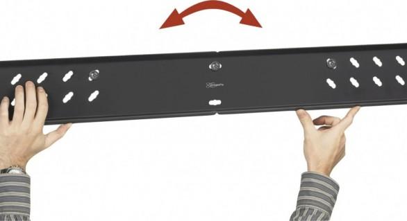 Intallation support murale des TV LED ou des écrans Plasma