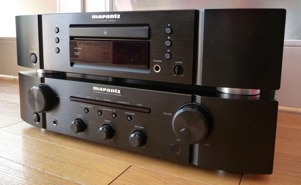 ampli- stereo-CD
