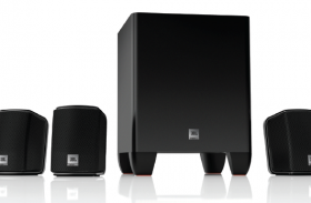 Bon plan : JBL Cinema 510 – noir – Pack d'enceintes HomeCinema 5.1
