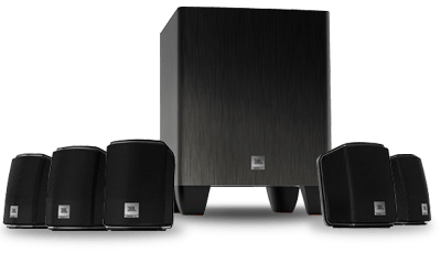 pack jbl cinema 510