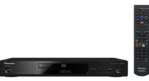 Teste du Pioneer BDP-170: le nouveau lecteur Blu-Ray 3D Ready/Miracast