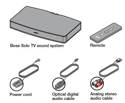 unboxing bose solo