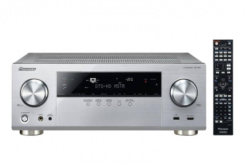 pioneer-vsx-924 silver