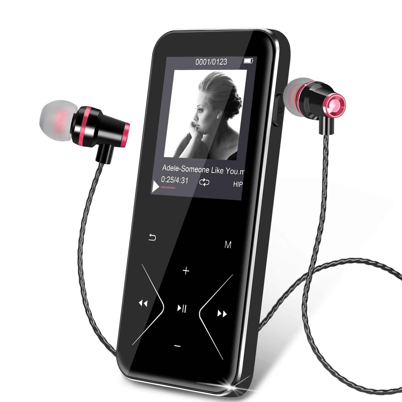 Lecteur MP3 Bluetooth avec Boutons Tactiles KLANGTOP