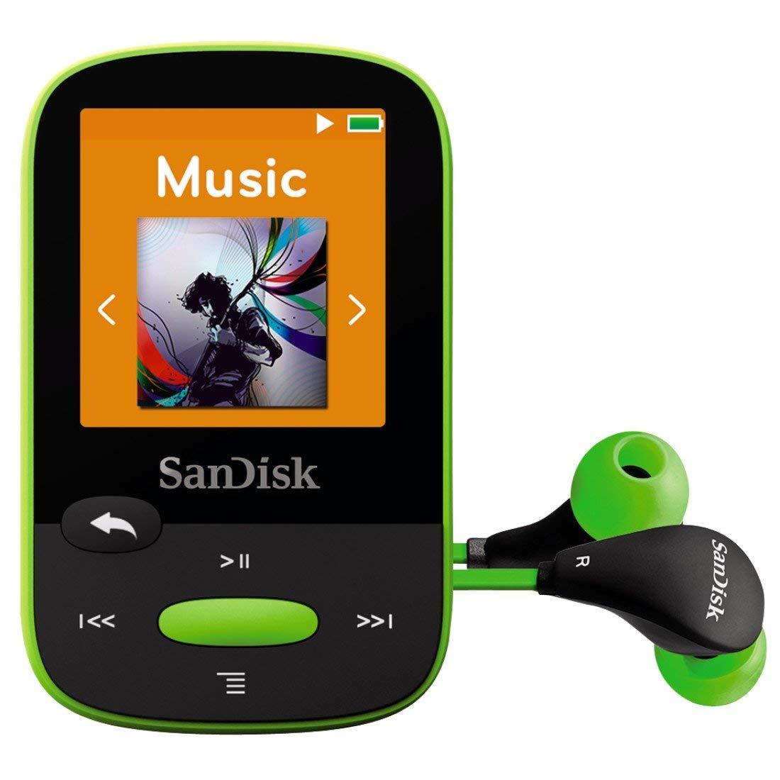 Lecteur MP3 SanDisk Clip Sport 8
