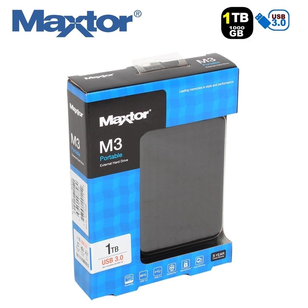 Maxtor STSHX-M101TCBM 1 To hdd