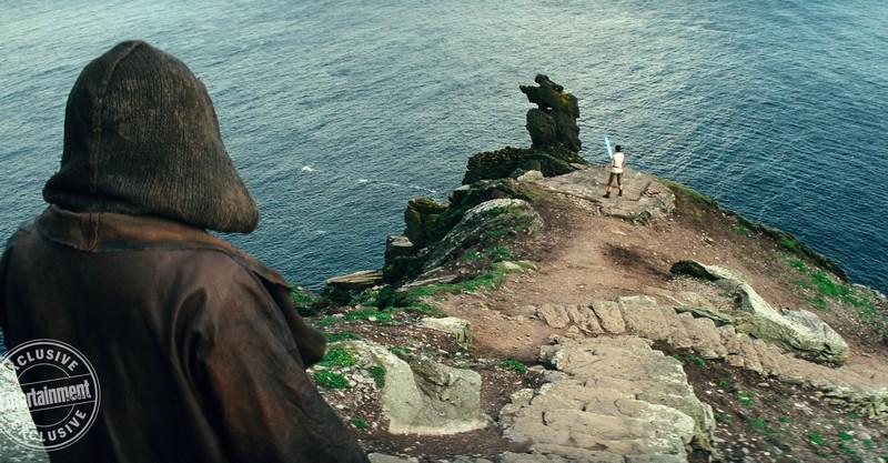 Star Wars Les Derniers Jedi sortie buray