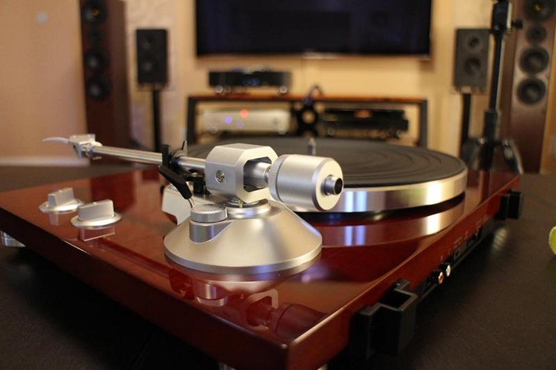 Vinyle Teac TN-300-CH