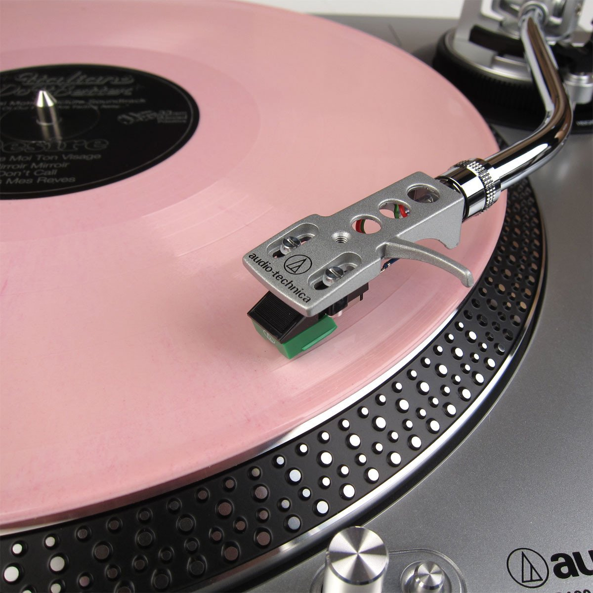 The Audio Technica AT-LP120-USB