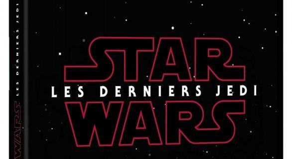 PRECOMMANDE du Blu-ray  4K Ultra HD : Star Wars – The Last Jedi