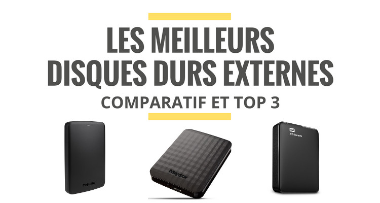 les meilleurs disques dur externes pas cher hifi lab. Black Bedroom Furniture Sets. Home Design Ideas