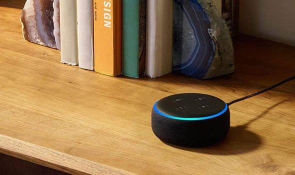 Amazon-Echo-Dot-3 generation