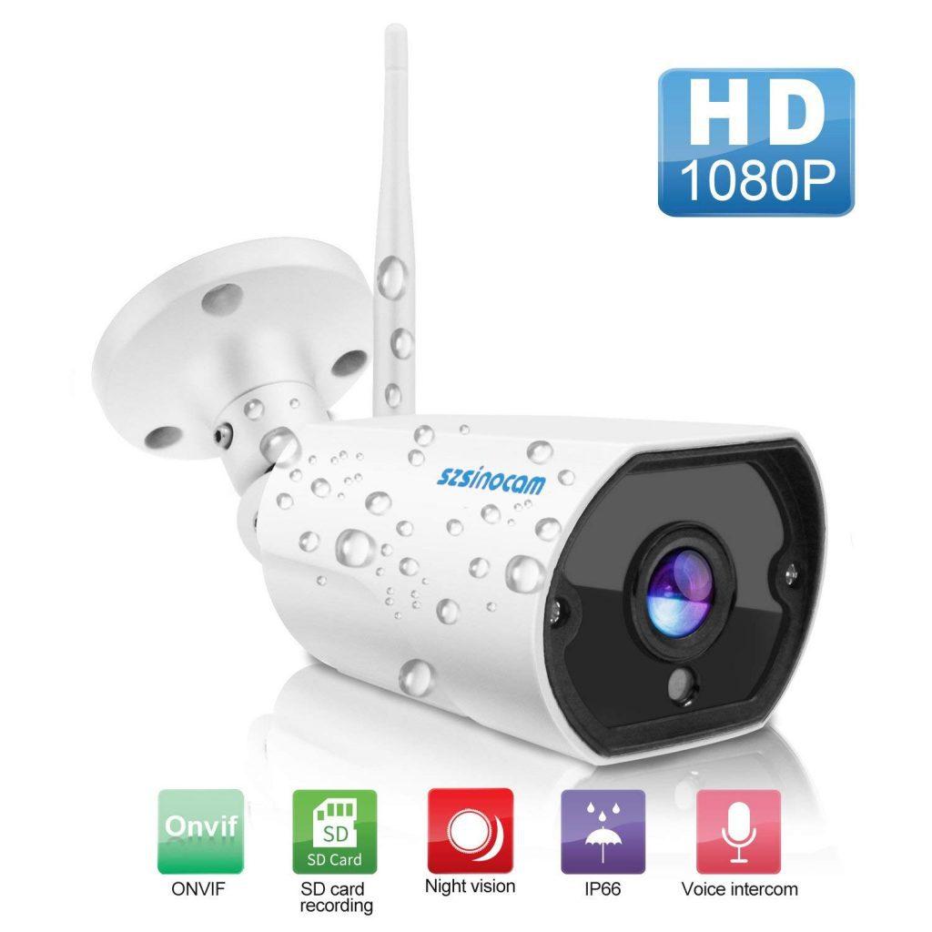Caméra Ip de Securité WiFi SZSINOCAM