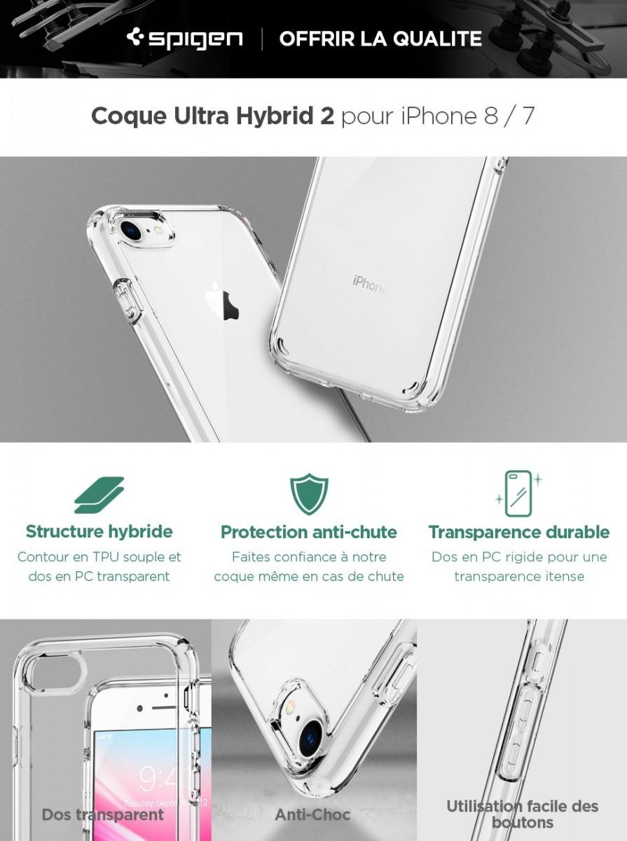 Coque iPhone 7 iphone 8