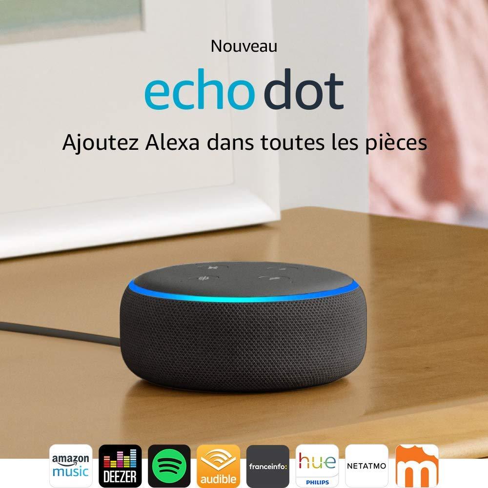Echo Dot 3ème génération