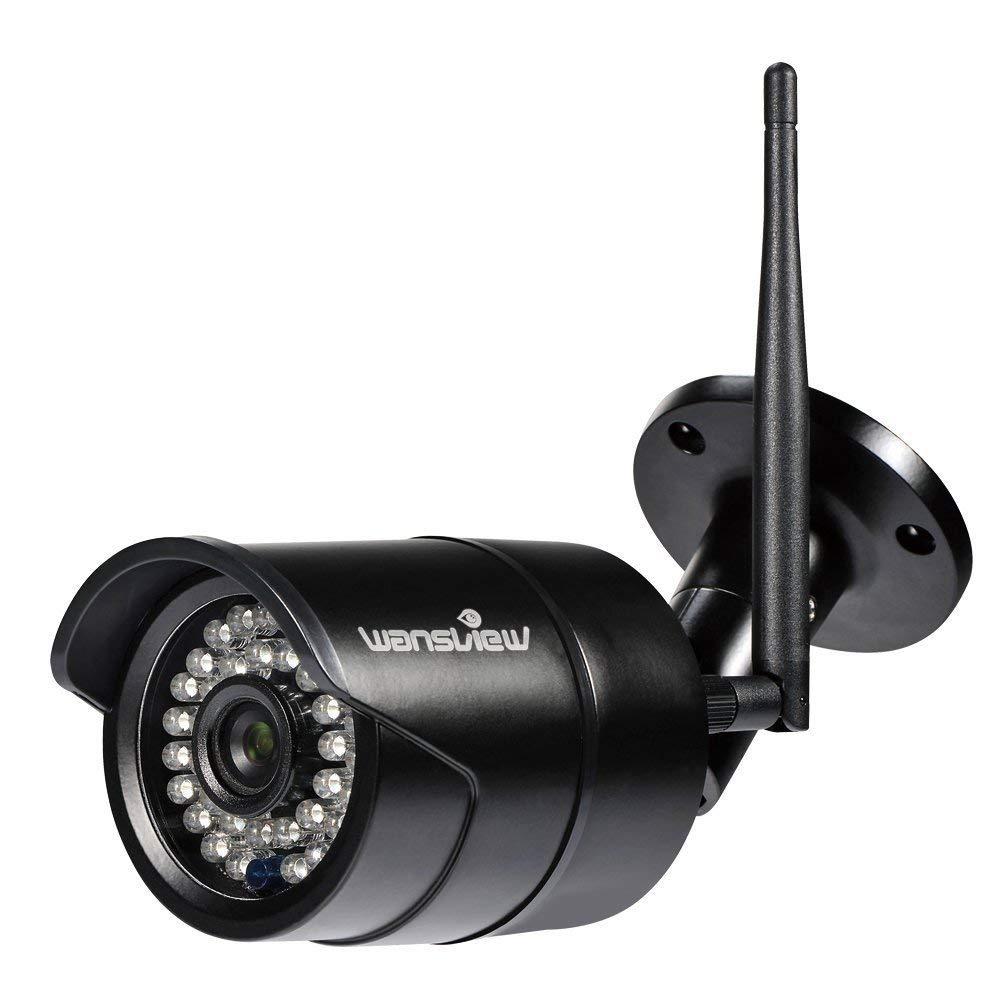 Wansview Caméra IP Surveillance exterieur