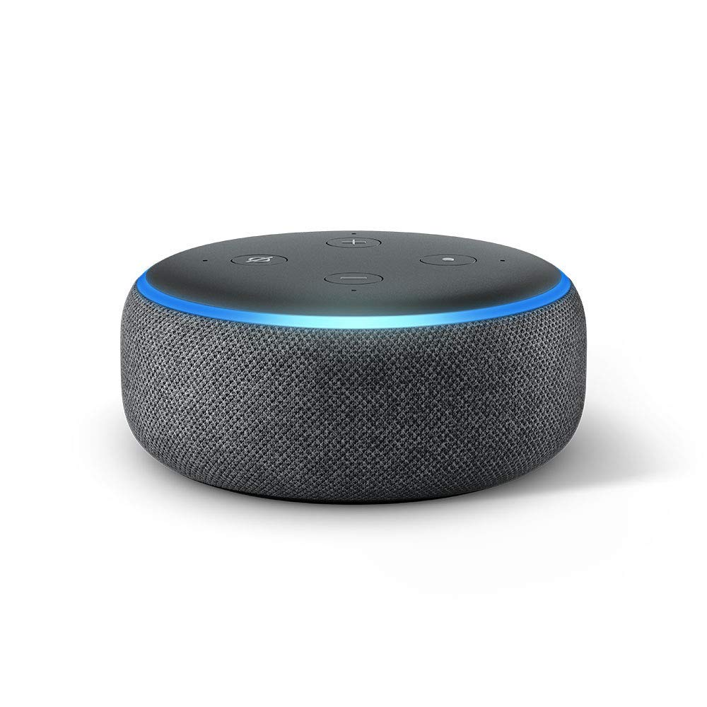 amazon alexa Echo Dot 3 génération