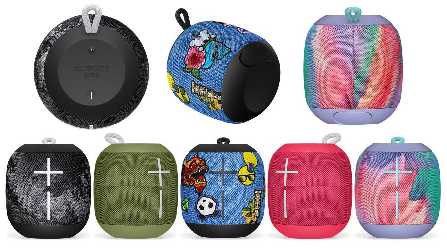 coloris enceinte WONDERBOOM