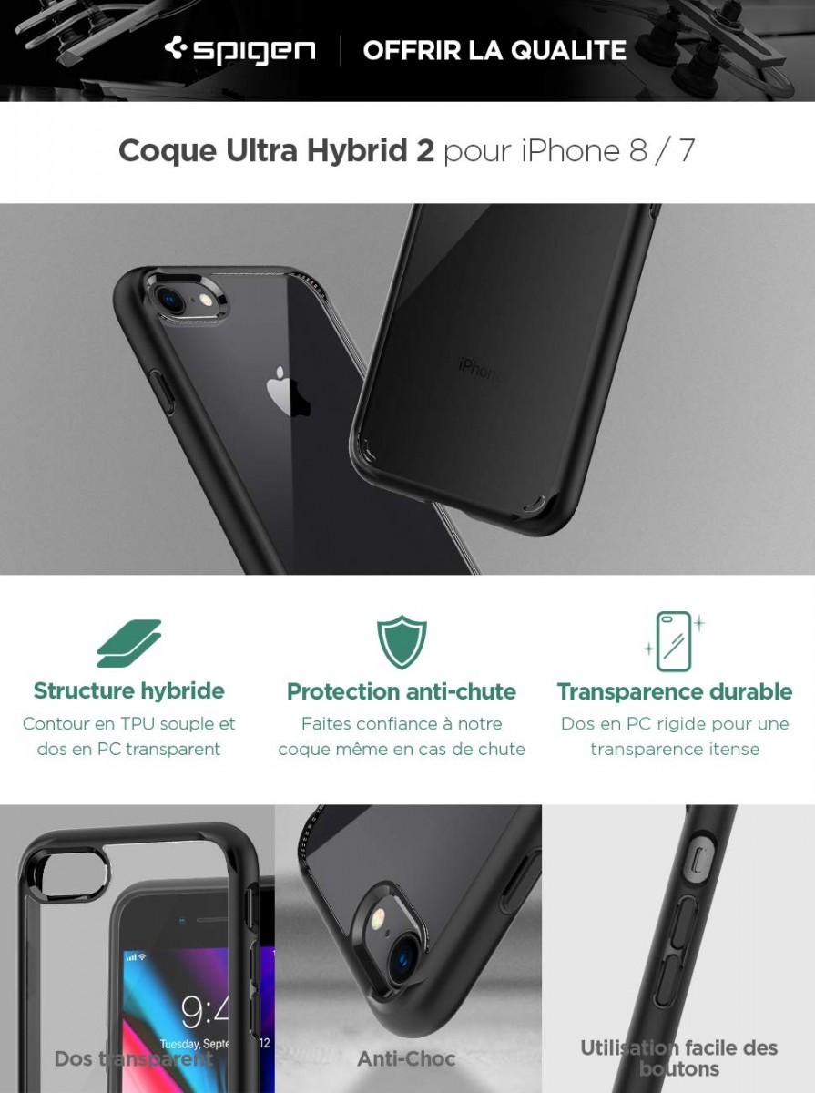 coque anti chutes iphone 8