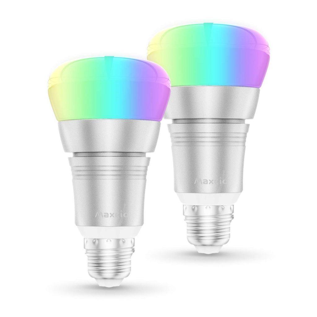 Ampoule Intelligente Maxcio