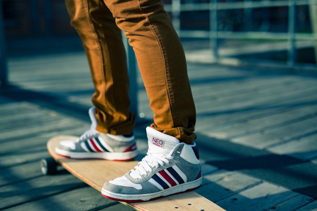 sneakers modernes