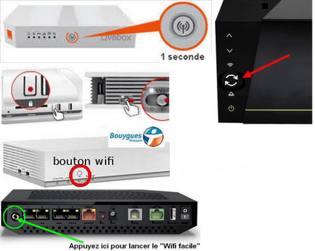 bouton wps connexion wifi