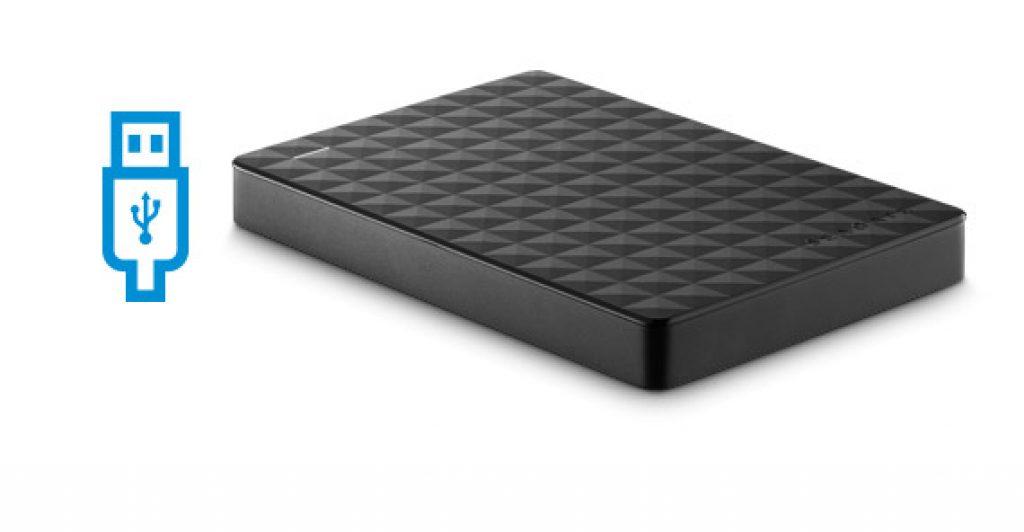 disque dur segate expansion-portable-1-TO