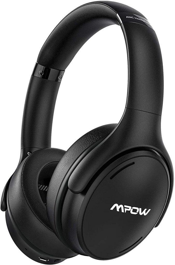 Casque Bluetooth à Réduction de Bruit Mpow H19 IPO
