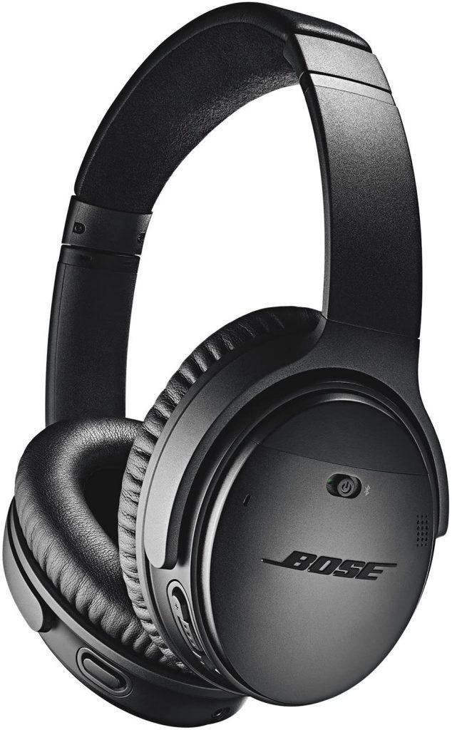 Casque sans fil à réduction de bruit Bose QuietComfort 35 II