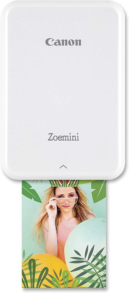 Imprimante photo portable - Canon Zoemini