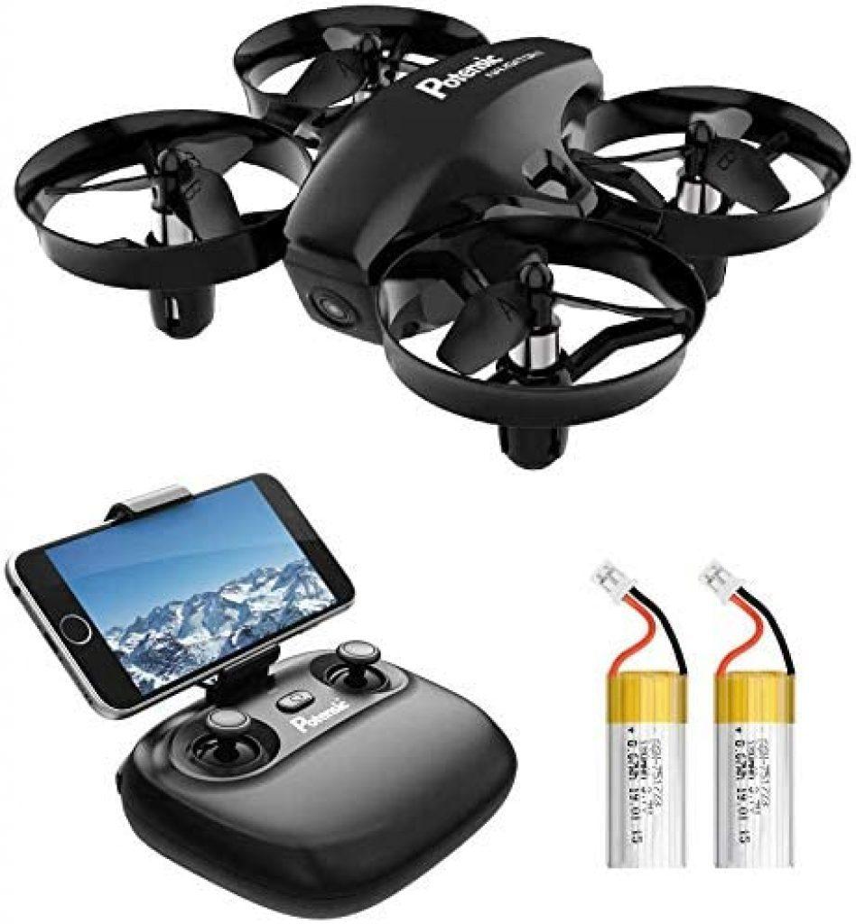 Mini Drone avec caméra Potensic