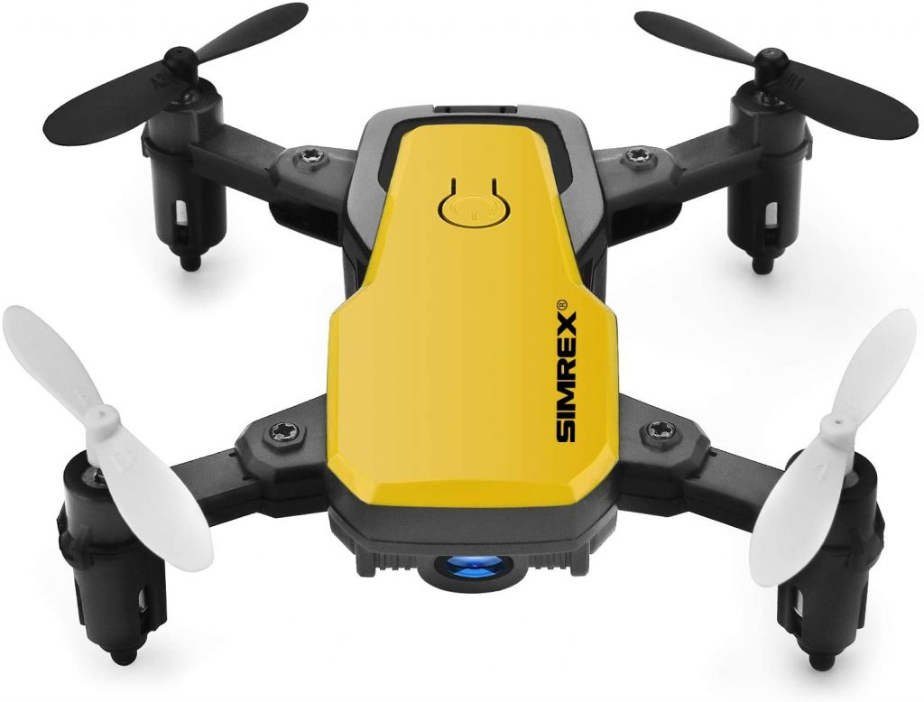 Mini Drone avec camera WiFi SIMREX X300C