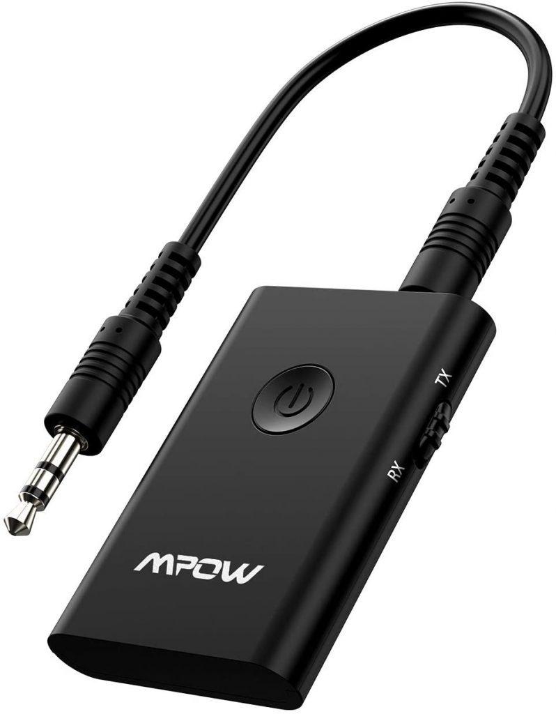 Mpow Bluetooth Transmitter 4.2