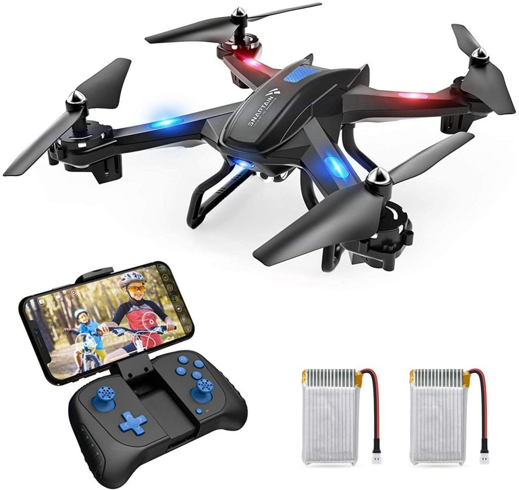 SNAPTAIN S5C Drone avec Caméra 720P WiFi