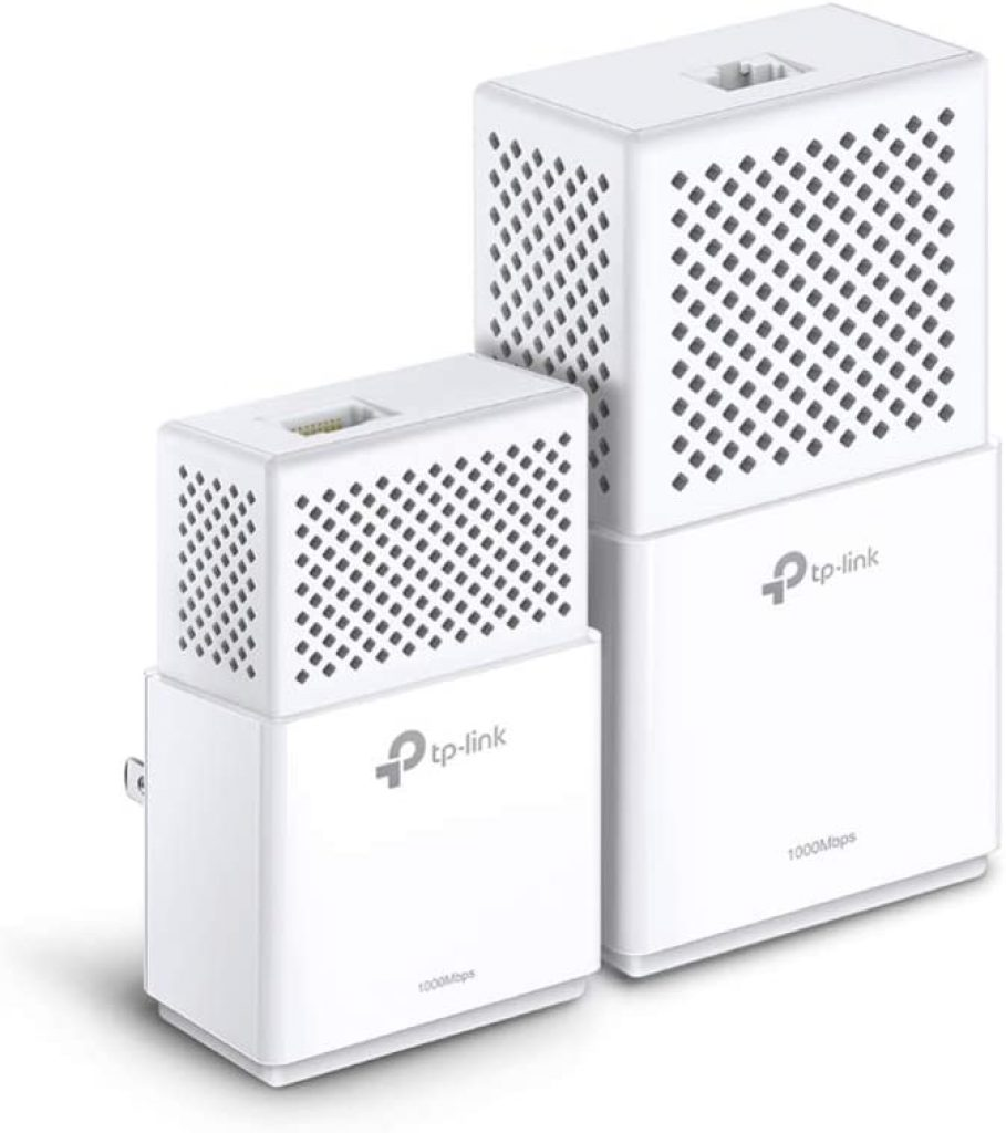 TP-Link CPL WiFi AC 750 Mbps + CPL 1000 Mbps