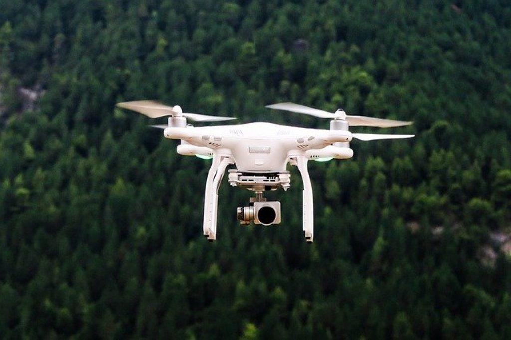 autonomie batterie drone