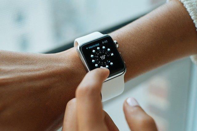 comparatif montres connectées