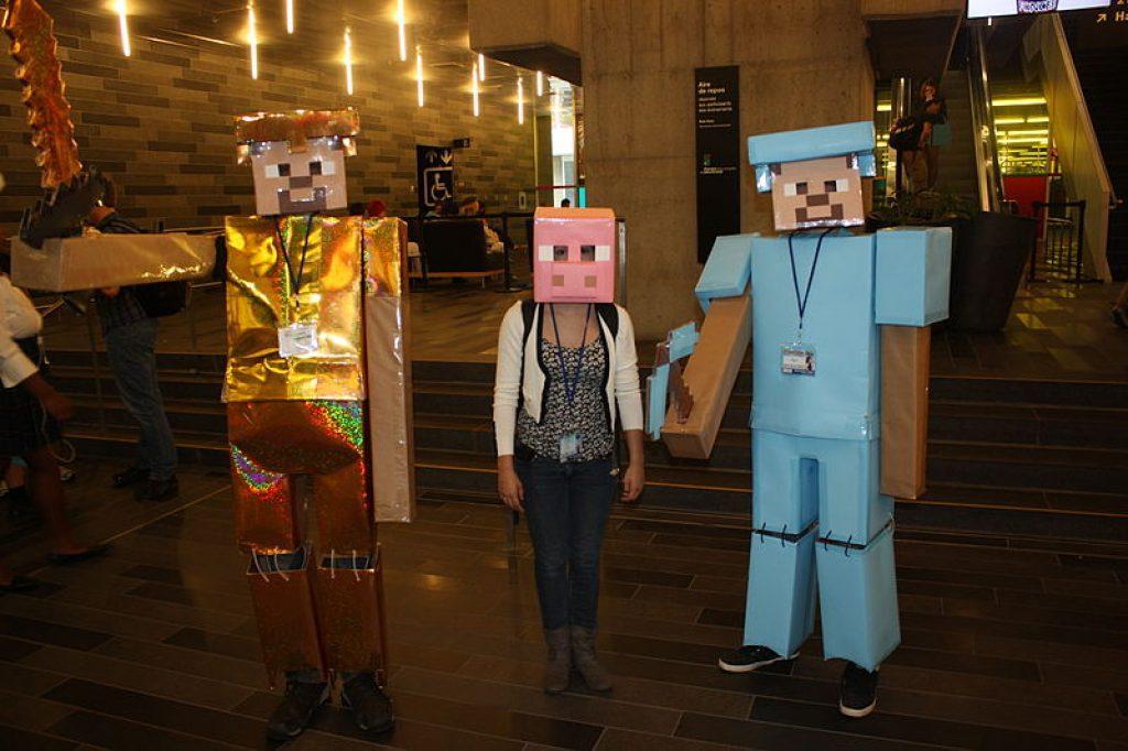 Développer son propre serveur Minecraft