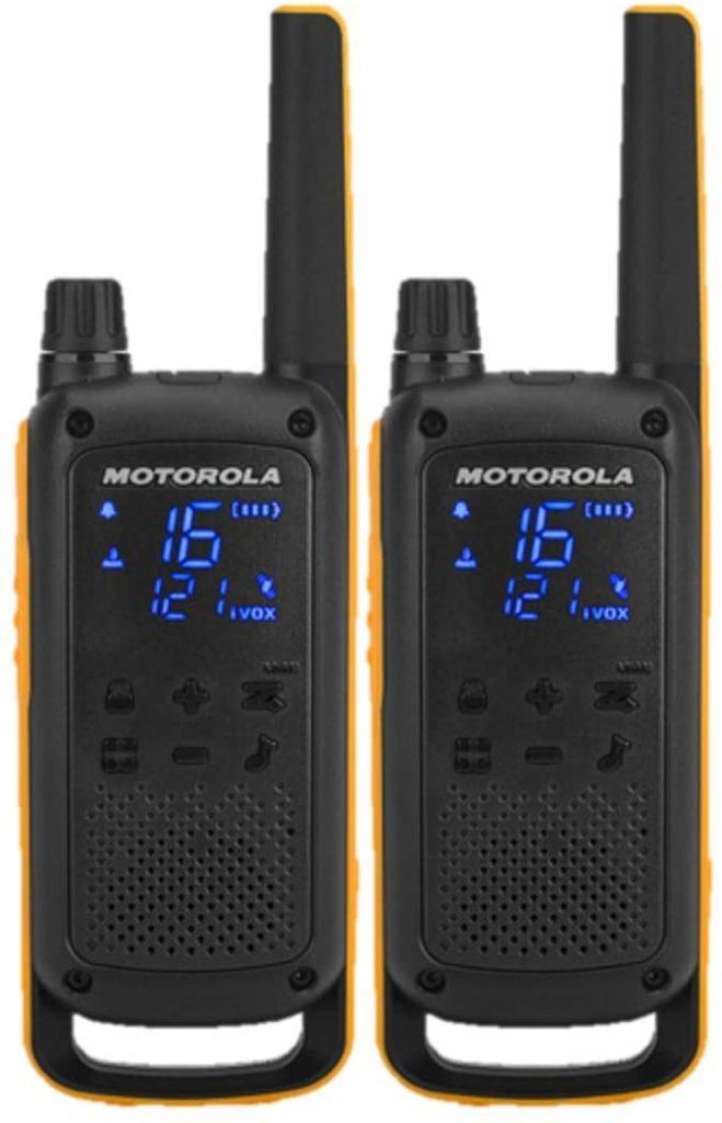 Motorola T82 Extreme PMR446 2-Way Walkie
