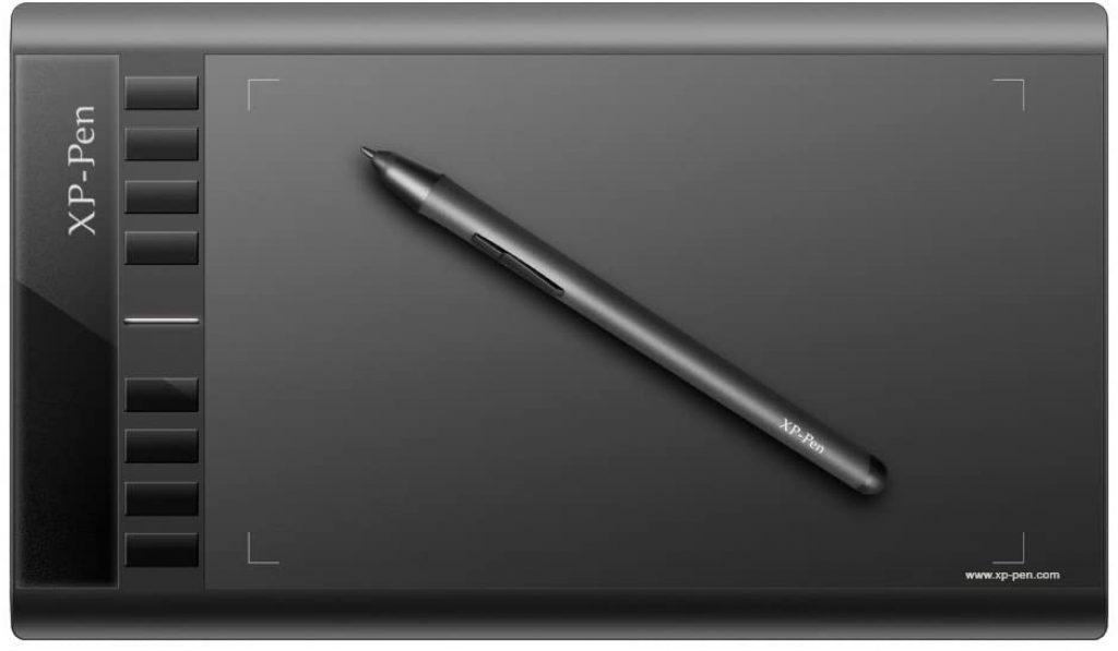 Tablette Graphique 12 Pouces XP-Pen Star03 V2