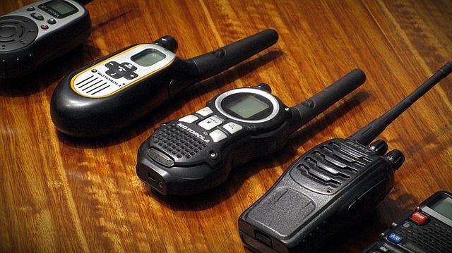 les meilleurs talkie walkie