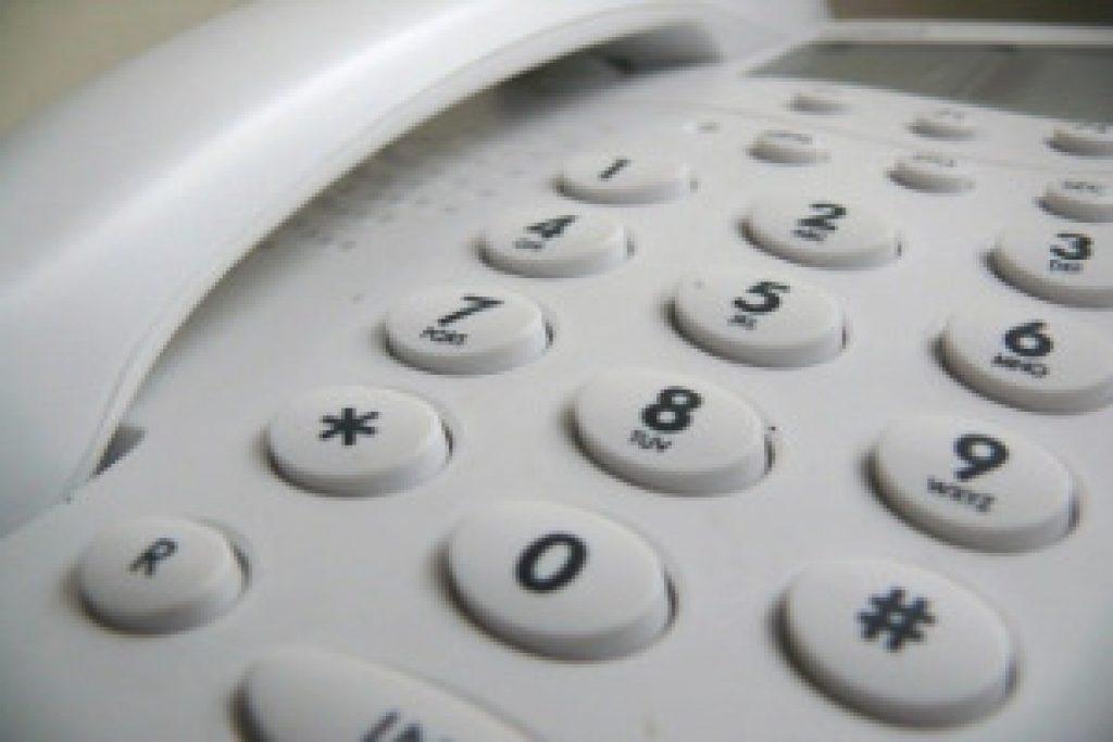 abonnement téléphone fixe