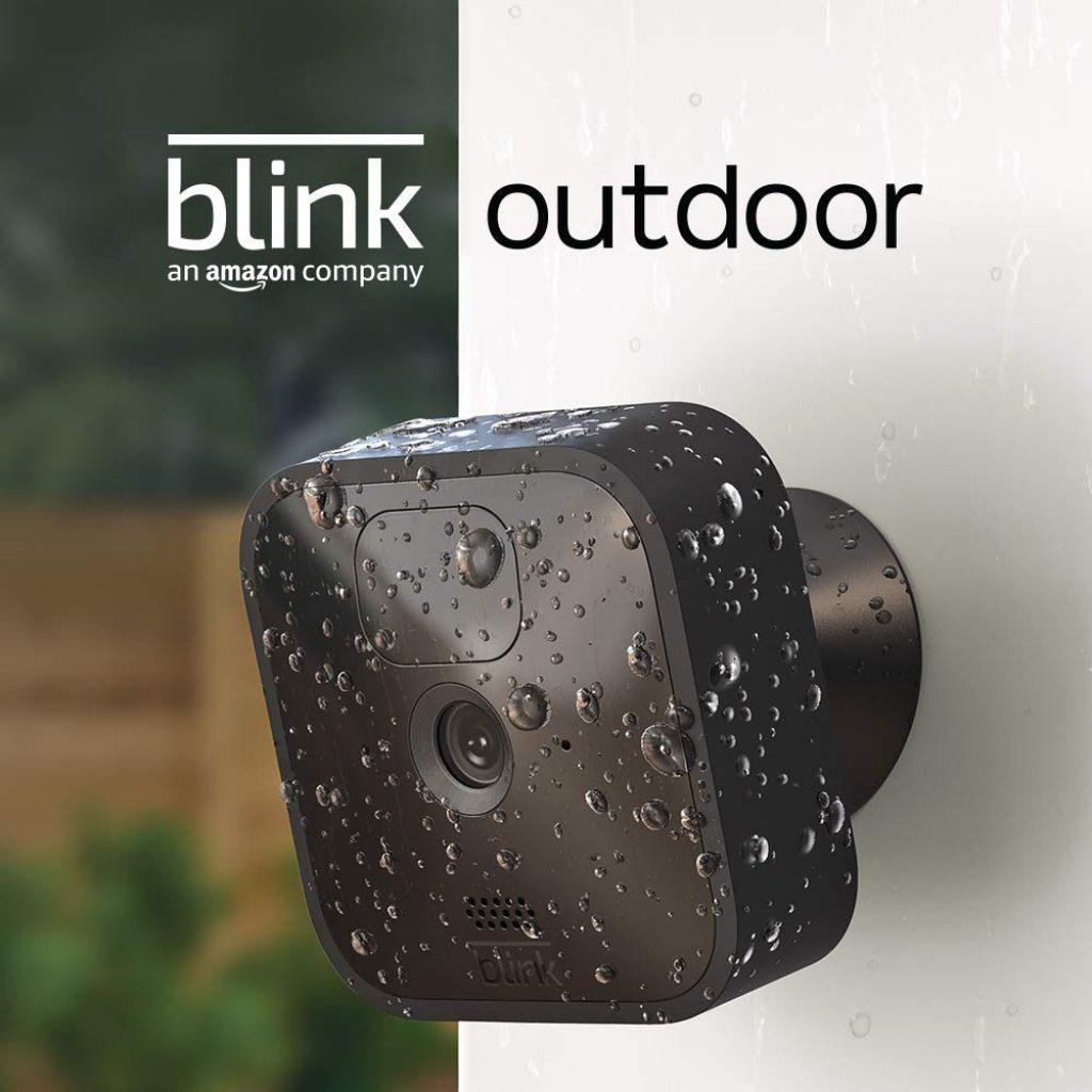 Blink Outdoor, Caméra de surveillance HD sans fil