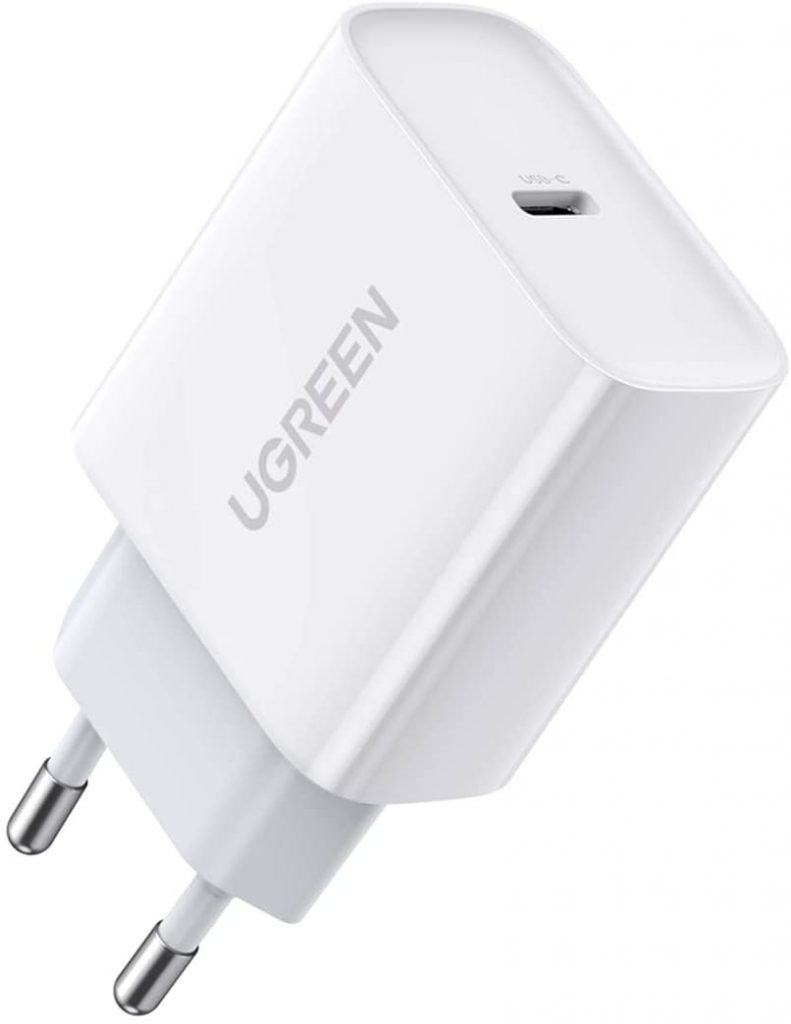 UGREEN PD 20W Chargeur USB C Power Delivery 3.0
