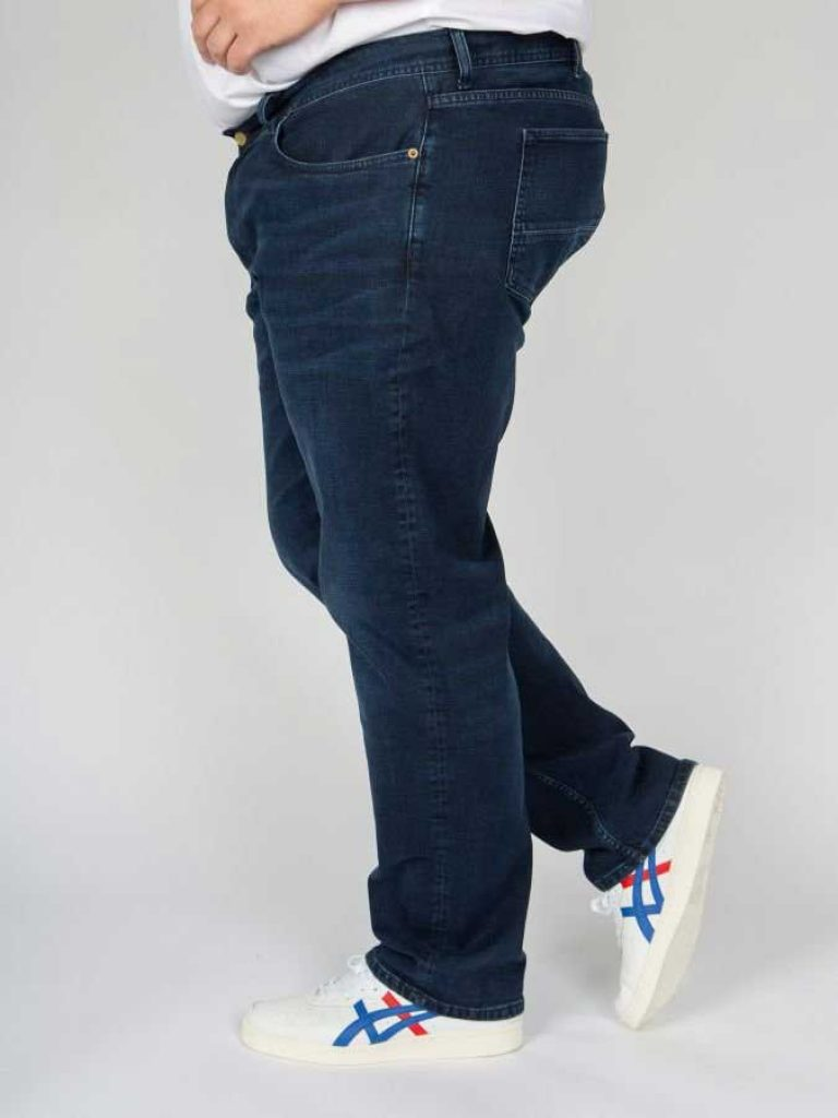 jeans pour homme fort