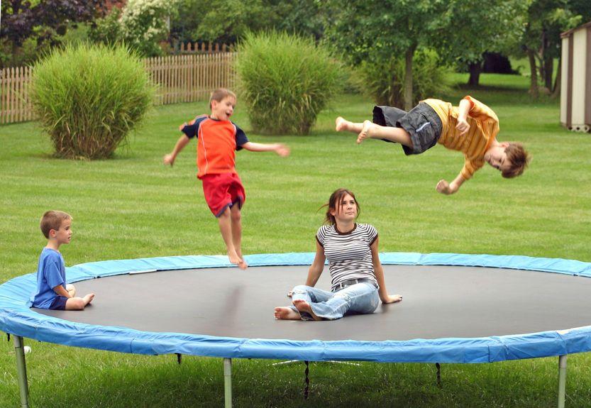 choix de trampoline
