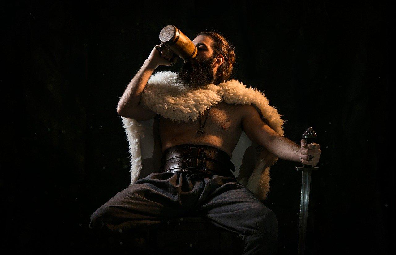 look viking