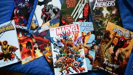 Les Comics Marvels ont plus de 80 ans !