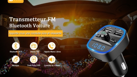 Comment convertir un autoradio d'origine en un système audio Bluetooth ?